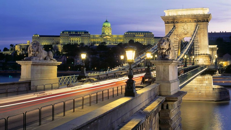 Budapest non è come le altre capitali