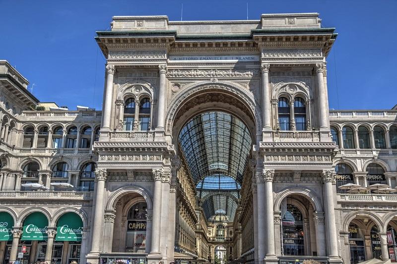 Napoli - Galleria Vittorio Emanuele