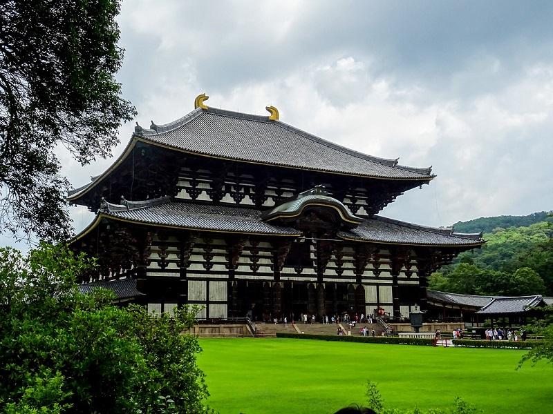 Todai-Ji Tempio Nara