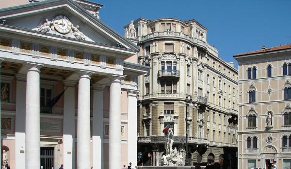 Bei luoghi d'interesse a Trieste – Italia