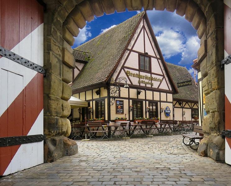 Architettura e Norimberga