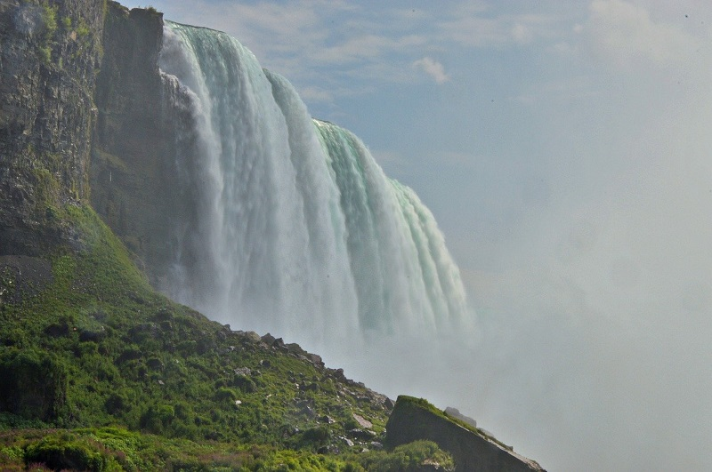 Meravigliose cascate del Niagara