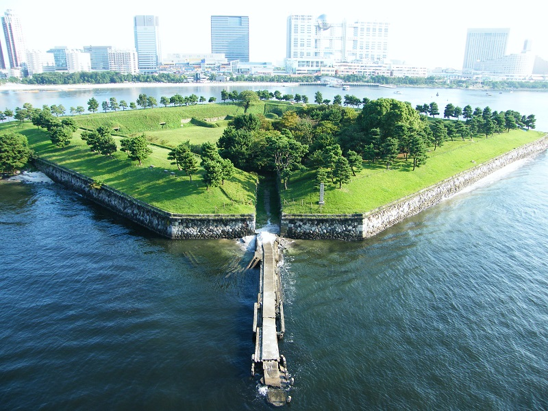 Daiba Park, Tokyo
