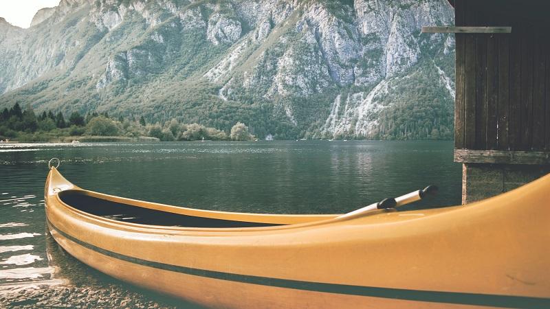 Lago di Bohinj che meritano tutti una visita