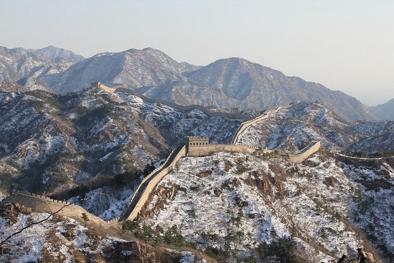 La Grande Muraglia Cinese è anche la più grande architettura antica