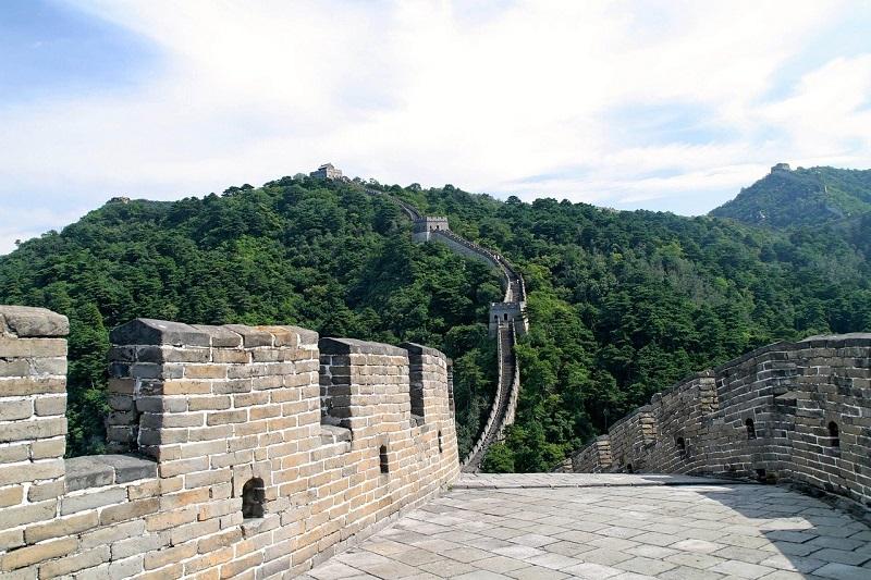 Visitare Oggi la Grande Muraglia Cinese