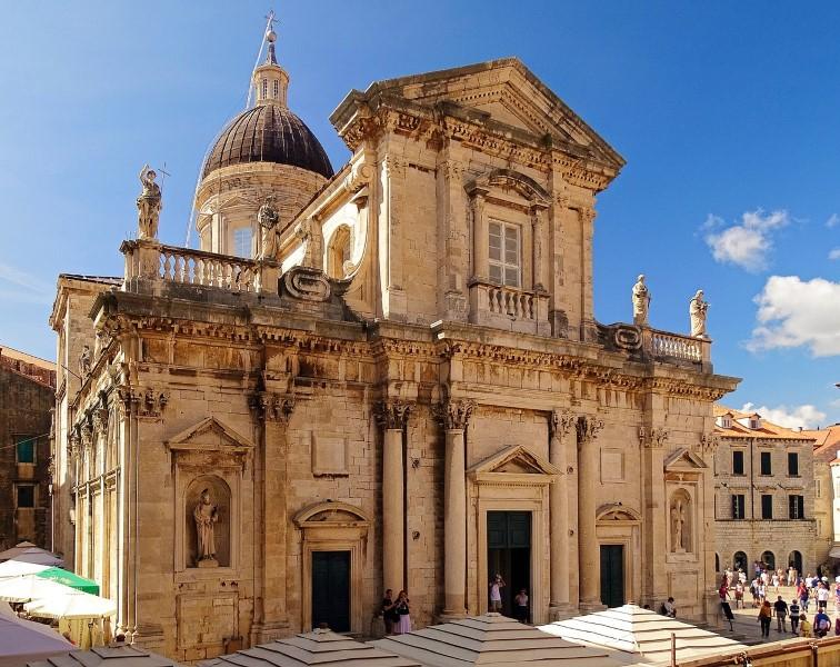 """Cattedrale di Dubrovnik """"Velika Gospa"""""""