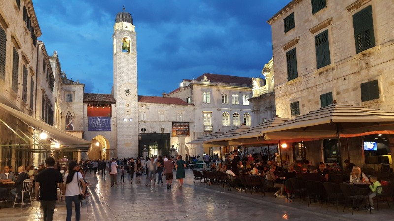 Stradun a Dubrovnik