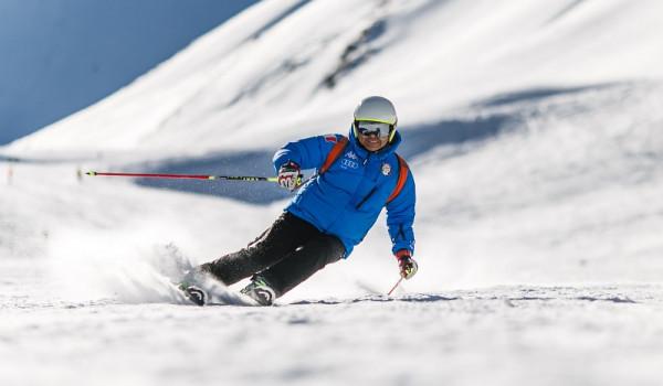 Scia come nessun altro ad Adelboden