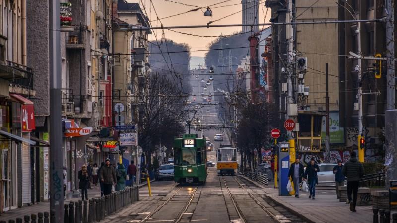 Bulgaria - Tram