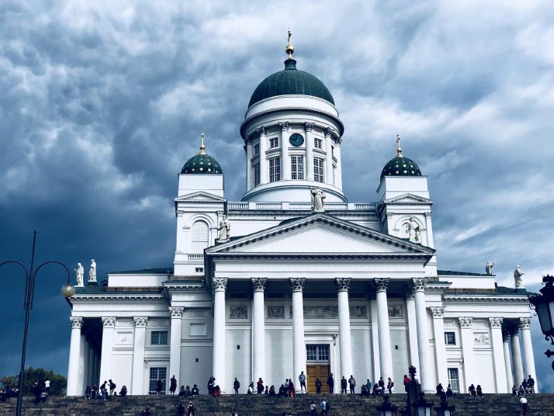 Piazza del Senato, Helsinki