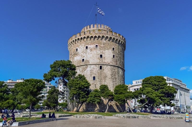 La Torre Bianca, Salonicco