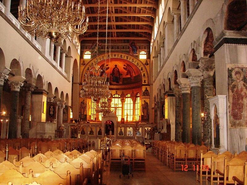 Chiesa di San Giorgio, Salonicco